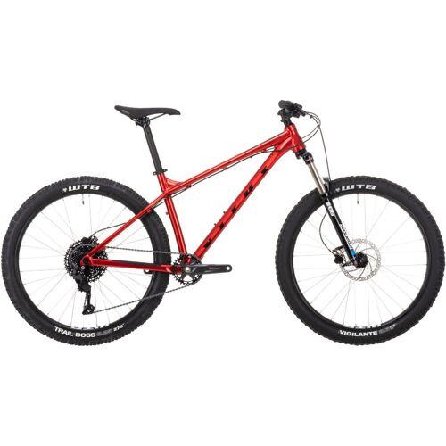 Vitus Nucleus 27 VRS mountainbike (2021) - S Burnt Red