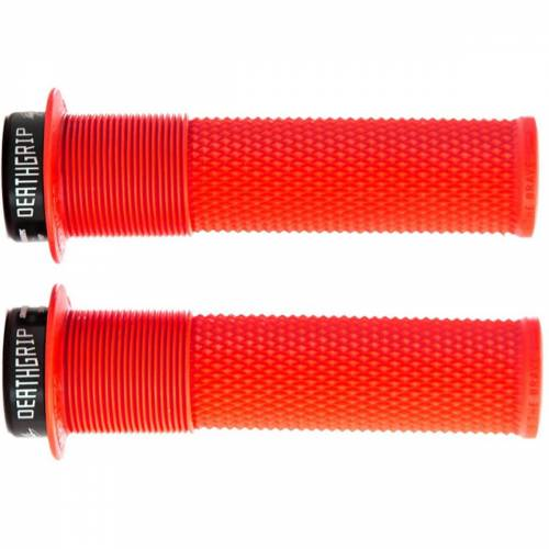 DMR Brendog Death Grip handvatten - Thin rood   Handvatten