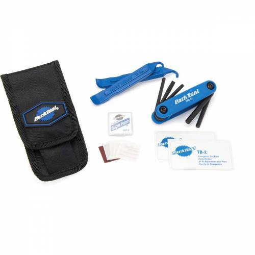 Park Tool WTK-2 Essential reparatieset - blauw   Gereedschapsets