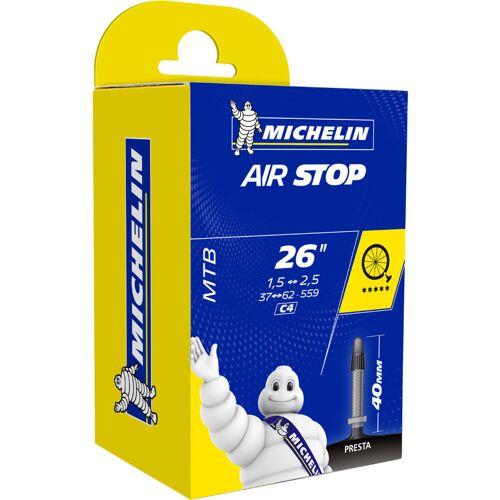 Michelin C4 AirStop MTB binnenband van butylrubber - Presta