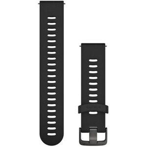 Garmin QuickFit siliconen horlogeband (20 mm) - One Size grijsblauw