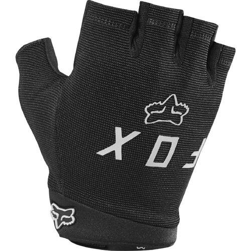 Fox Racing Ranger Gel handschoenen (korte vingers) - S zwart