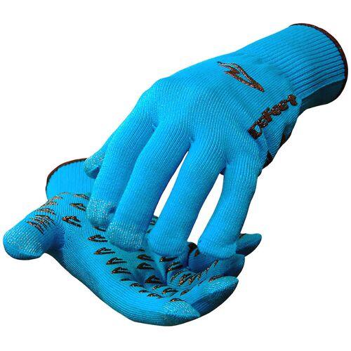 DeFeet E-touch Dura handschoenen - S blauw   Handschoenen