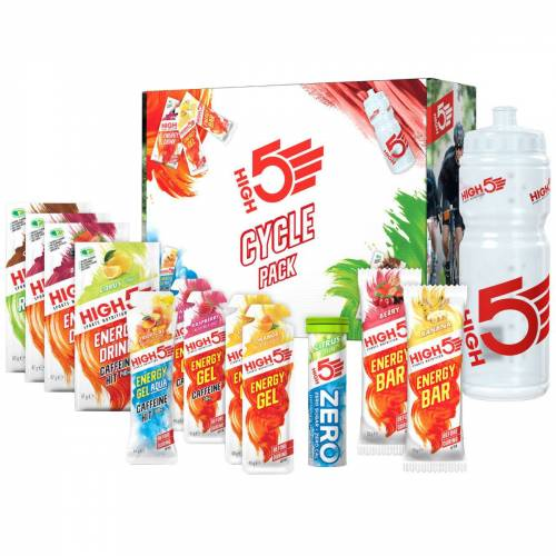 High5 fietspakket - One Size Assorted   Voordeelpakketten sportvoeding