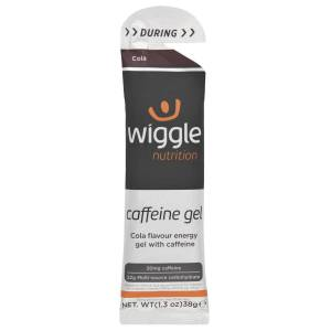 Wiggle Nutrition energiegels (met cafeïne, 20 x 38 g) - 20 x 38g 11-20