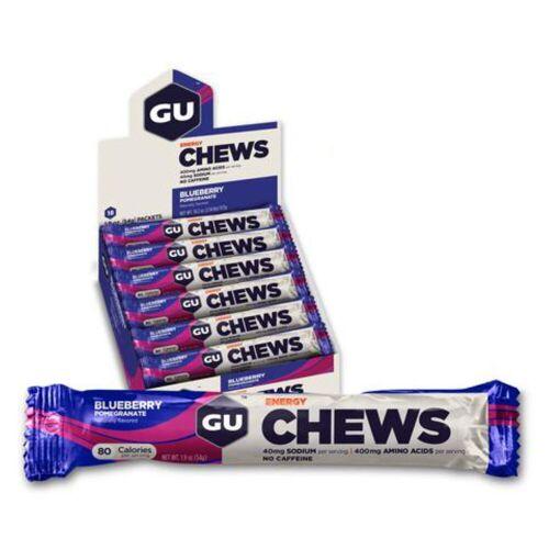GU energiesnoepjes (doos met 18 verpakkingen) - 18   Kauwsnoepjes