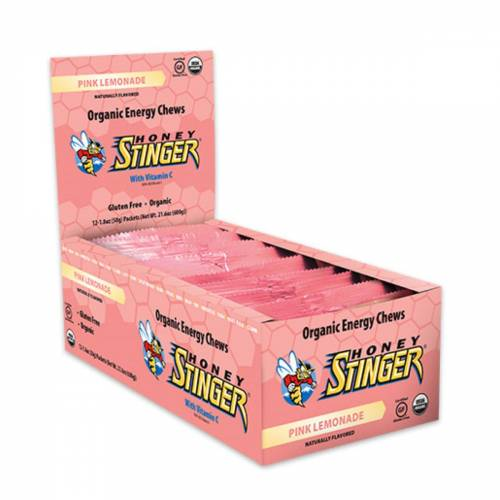 Honey Stinger kauwsnoepjes (energie, 12 x 50 g) - 11-20   Kauwsnoepjes