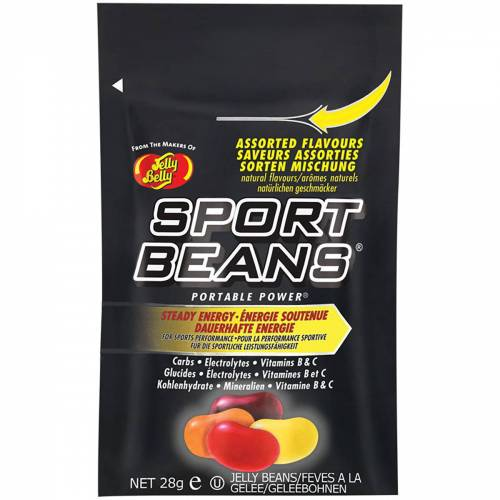 Jelly Belly - Sports Beans snoepjes (24 x 28 g) - 24g 41504 - 21-30