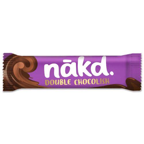 nakd. Drizzled Chocolish energierepen (4 x 35 g) - 4 x 35g   Repen