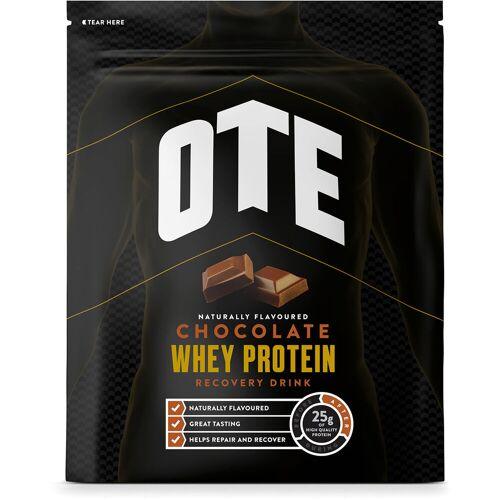 OTE hersteldrank met wei-eiwit (1 kg) - 1-1.5kg chocolade   Wei-eiwit