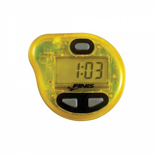 FINIS Tempo Pro zwemtrainer - geel   Zwemhulpmiddelen