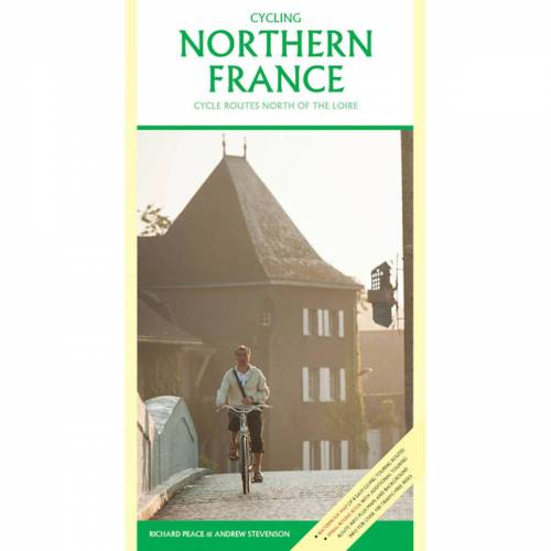 Cordee Cycling Northern France (Engels boek) - one-size-fits-all