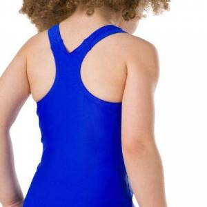 Speedo Badpak  - Vrouw - Blauw - Grootte: 86