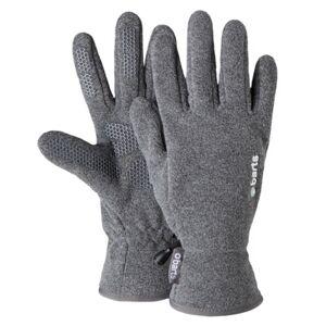 Barts Handschoenen  - Unisex - Grijs - Grootte: 10-12J