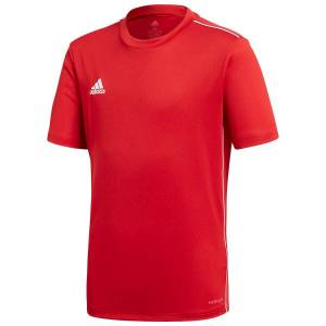 adidas performance T-shirt  - Unisex - Rood - Grootte: 116