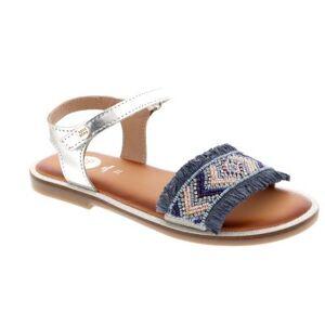 Gioseppo Sandalen  - Vrouw - Blauw - Grootte: 27