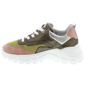 Red Rag Sneakers  - Vrouw - Bruin - Grootte: 32