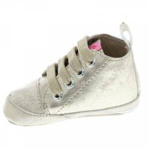 Shoesme Babyslofjes  - Vrouw - Goud - Grootte: 18