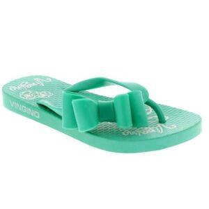 Vingino shoes Slippers  - Vrouw - Groen - Grootte: 32