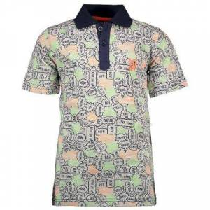TYGO & vito T-shirt  - Man - Grijs - Grootte: 134-140