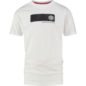 Vingino T-shirt  - Man - Wit - Grootte: 140