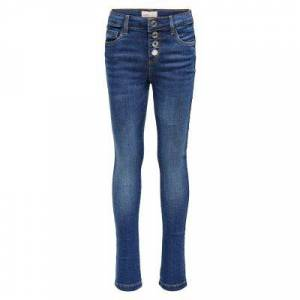 KIDS ONLY Jeans  - Vrouw - Blauw - Grootte: 134