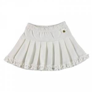 Le Chic Rok  - Vrouw - Offwhite - Grootte: 104