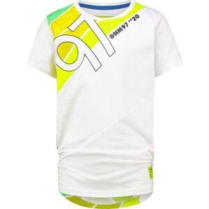 Vingino T-shirt  - Man - Wit - Grootte: 104