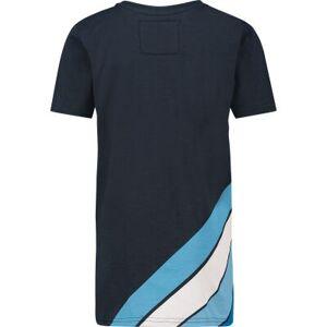 Vingino T-shirt  - Man - Blauw - Grootte: 164