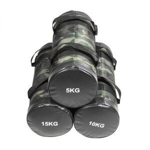 Gorilla Sports Crossfit Sandbag 5kg + 10kg + 15kg
