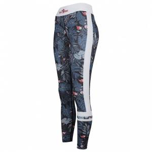 Gorilla Sports Dames Legging Leomatic - L