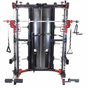 Gorilla Sports Multistation Power Rack met gewichten