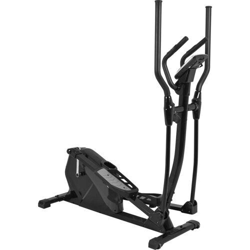 Gorilla Sports Luxe Crosstrainer (trainingscomputer met 12 functies)