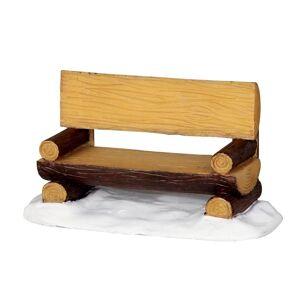 Lemax Log Bench