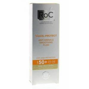 ROC Soleil protect anti ageing face fluid SPF 50+ 50ml