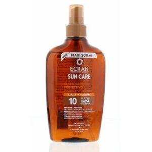 Ecran Sun oil carrot SPF 10 spray 200ml