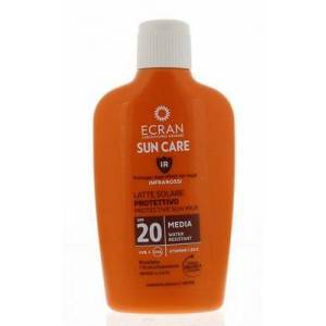 Ecran Sun milk carrot SPF 20 200ml