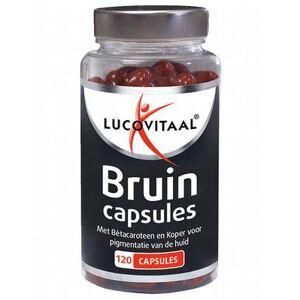 Lucovitaal Bruin capsules 120ca