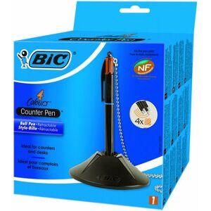 BIC 4 Colours blauw pendesk 1st
