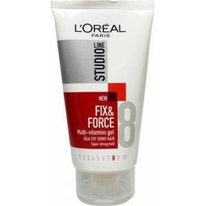 Loreal Fix & force multi vitamins gel 150ml