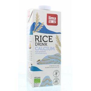 Lima Rice drink original & calcium 1000ml