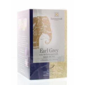 Sonnentor Earl grey thee bio 18st