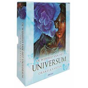 Deltas Wijsheid van het universum boek en orakelkaarten 1set