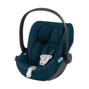Cybex Cloud Z i-Size Plus Sensorsafe Baby Autostoeltje Mountain Blue