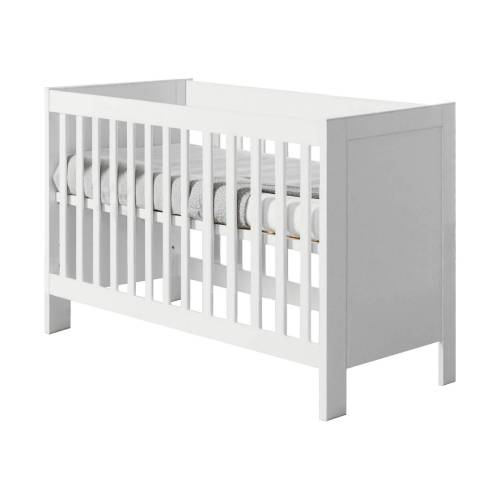 Europe Baby Sylt Babybed Wit 60 x 120 cm