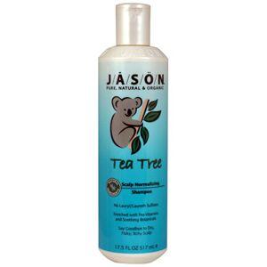 Jason Natural Jason Tea Tree Oil Therapy Shampoo anti-roos