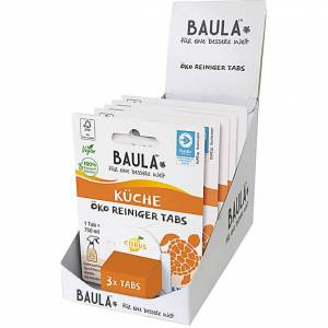 Biobaula Keukenreiniger Tabletten tot 3L