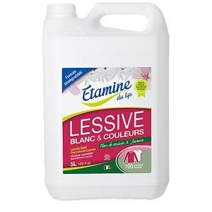 Etamine Du Lys Vloeibaar Wasmiddel Kersenbloesem & Jasmijn 5L