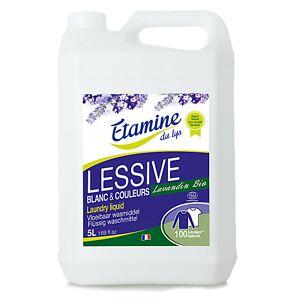 Etamine Du Lys Vloeibaar Wasmiddel Lavandel 5L