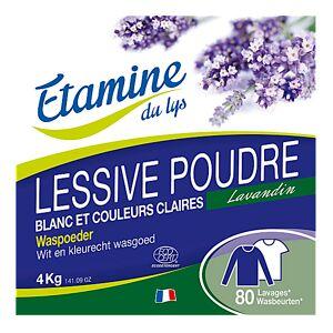 Etamine Du Lys Waspoeder 4kg 80 wasbeurten
